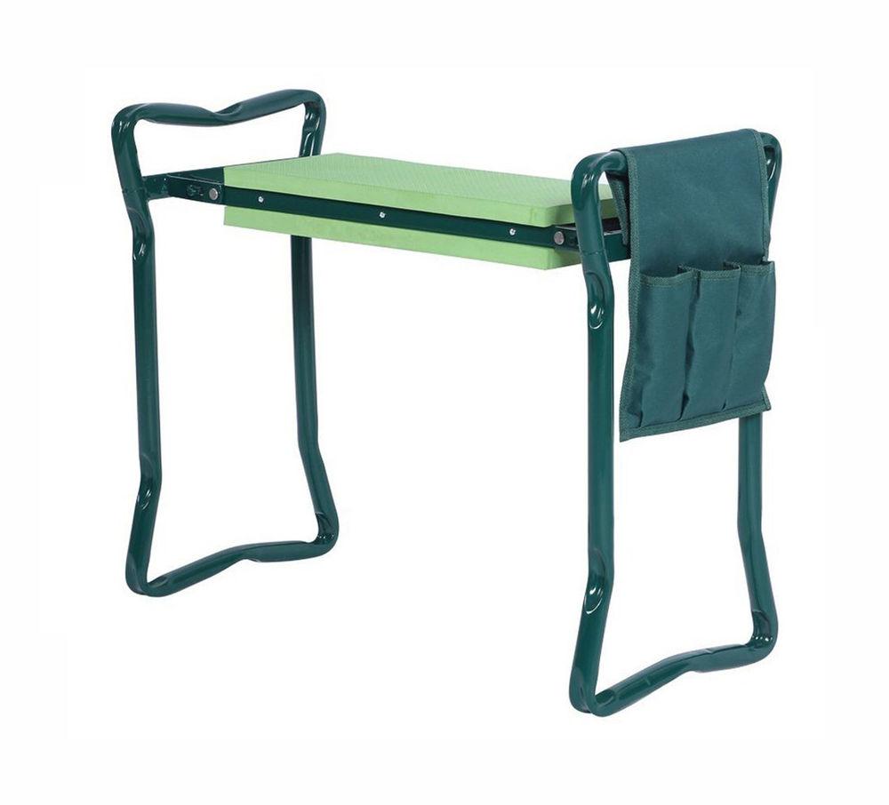 Terrific Details About Folding Garden Kneeler Gardener Stool Kneeling Pad Cushion Sturdy Seat Machost Co Dining Chair Design Ideas Machostcouk