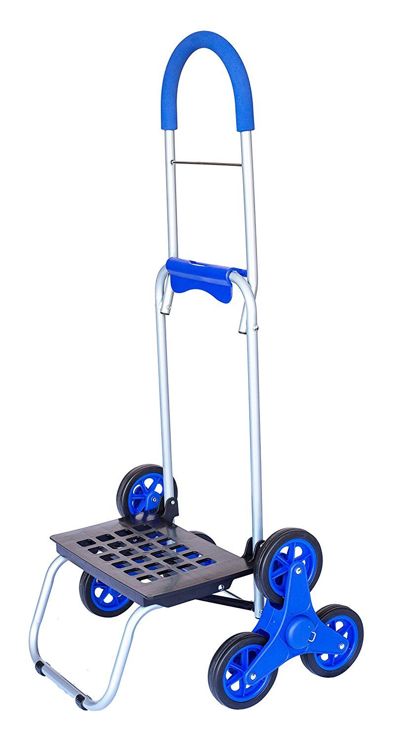 how to use trolley to move house hold items