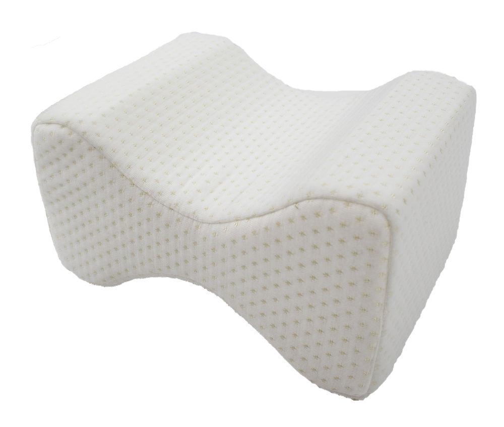 Orthopedic Knee Memory Foam Pillow Ergonomic Wedge